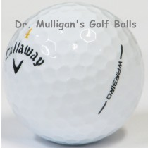 Callaway Warbird Mint Used Golf Balls
