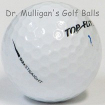 Top Flite D2 Straight Mint Used Golf Balls