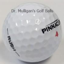 Pinnacle Rush Mint Used Golf Balls