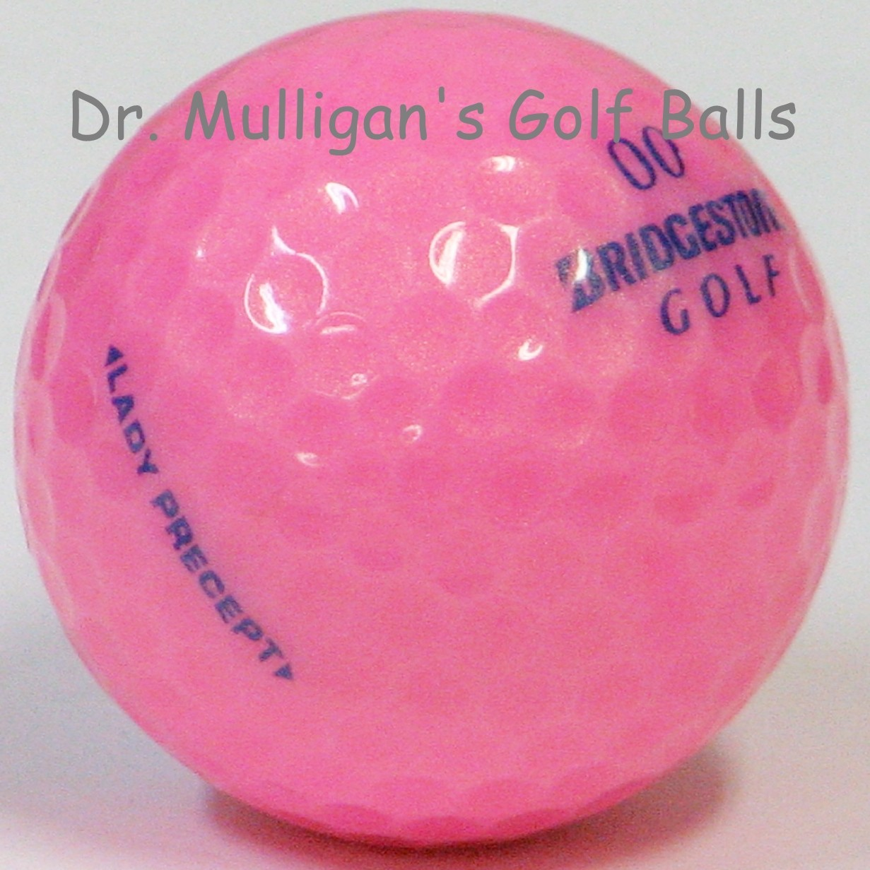 Bridgestone Lady Precept Pink Mint