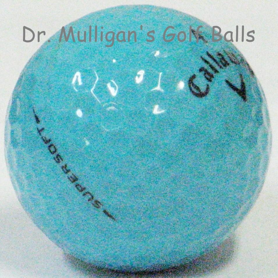 Callaway Supersoft Blue Mint