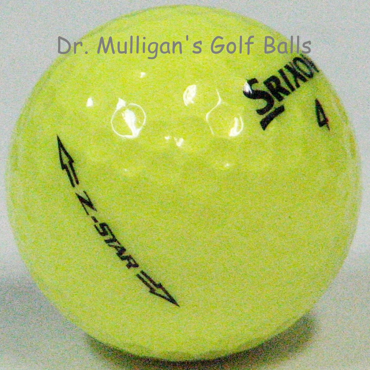 Srixon Z Star Yellow Mint