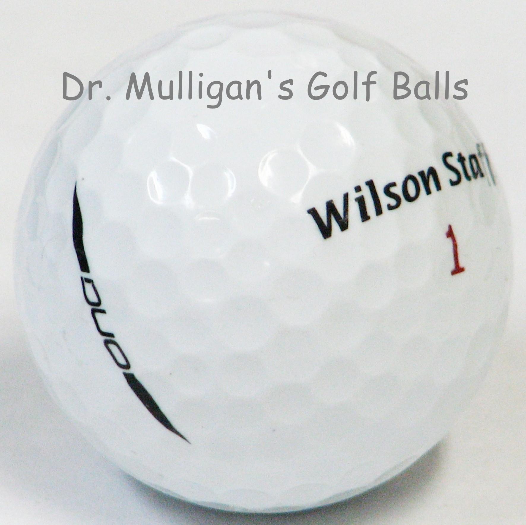 Wilson Staff Duo Mint