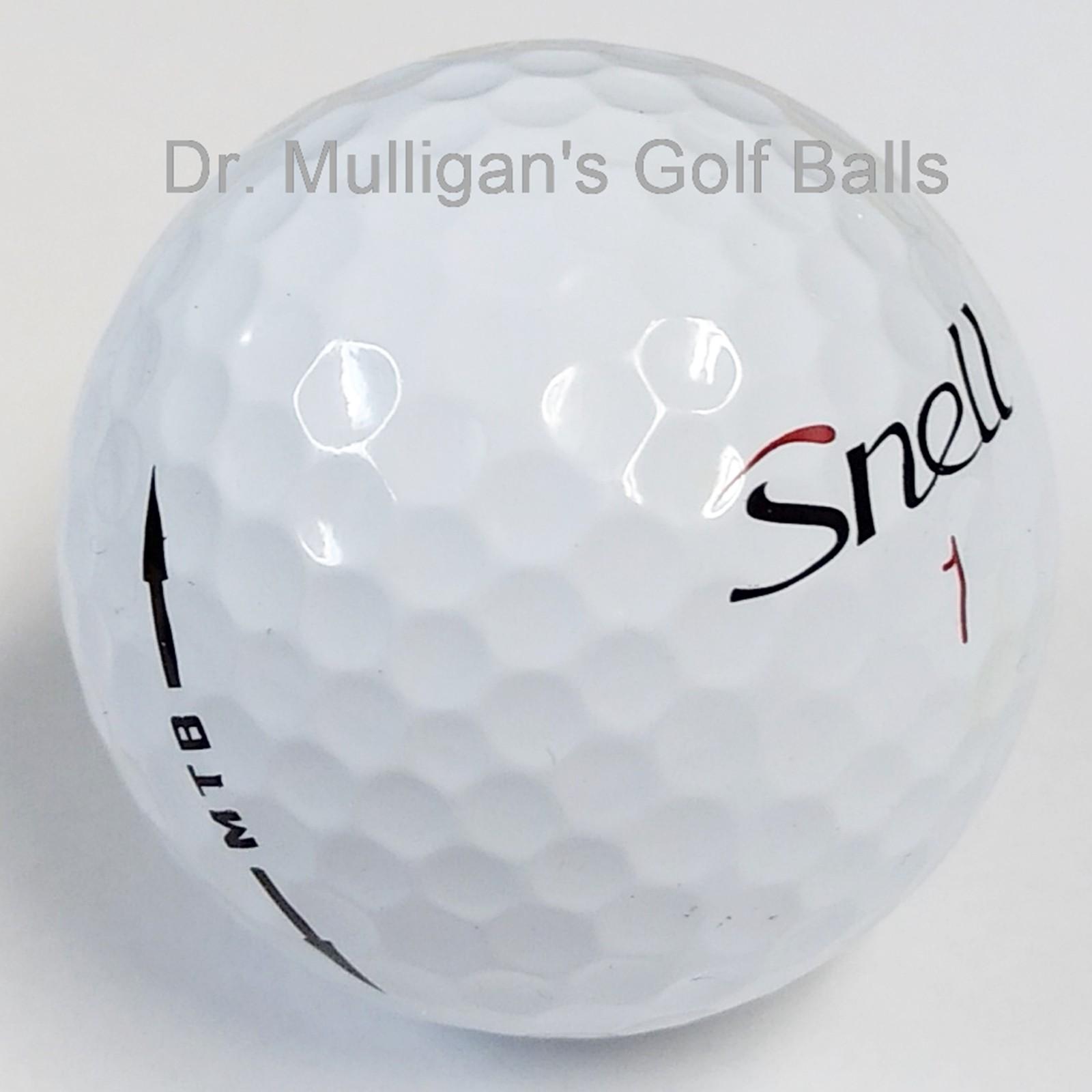 Snell My Tour Ball B Grade