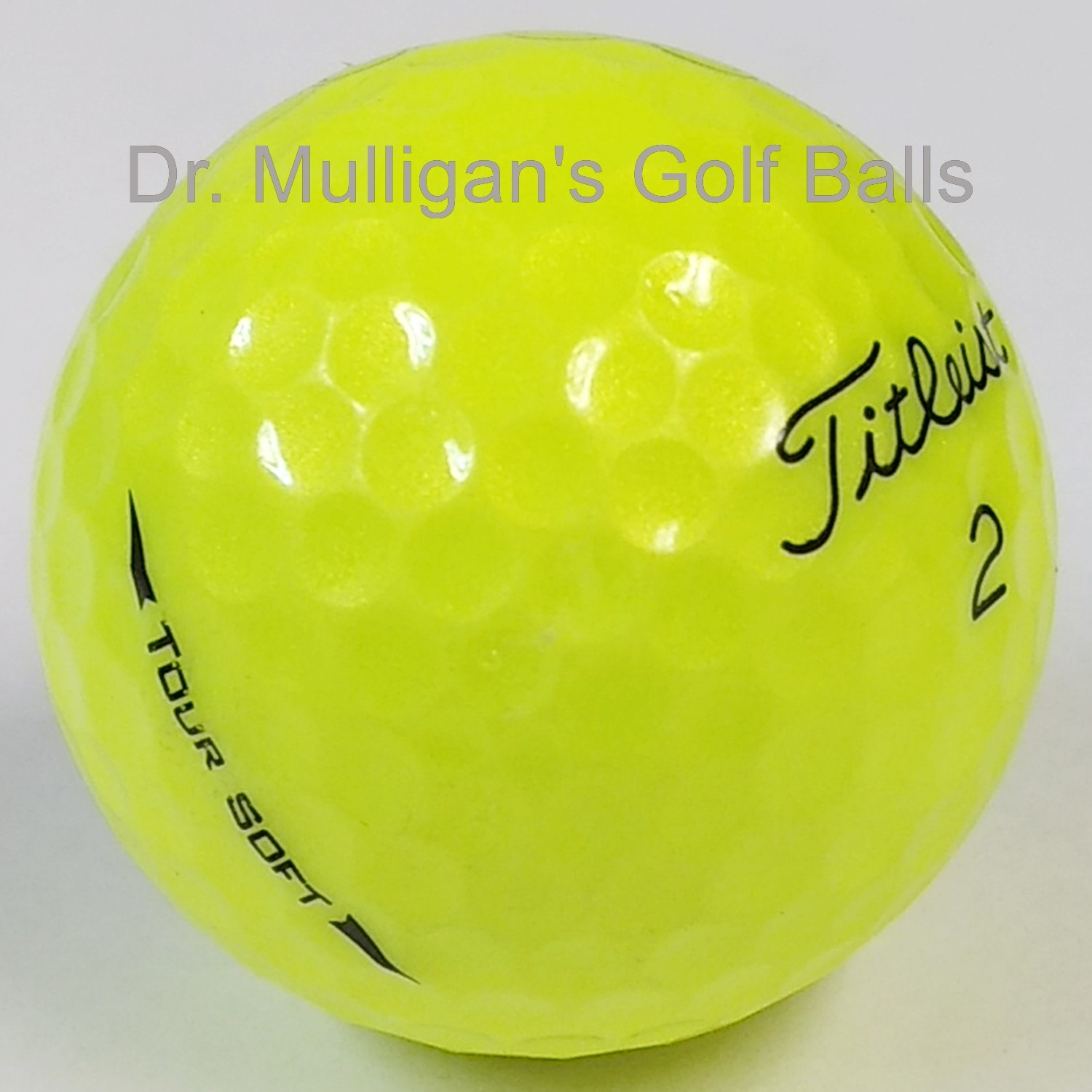 Titleist Tour Soft Yellow B Grade