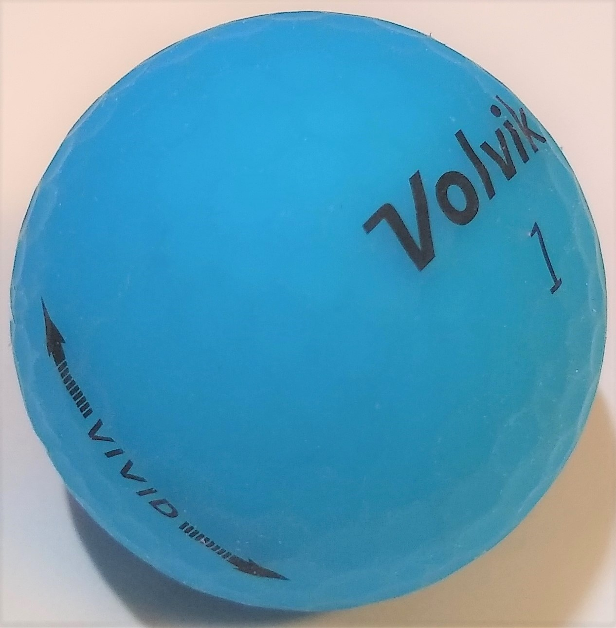 Volvik Vivid Blue Mint