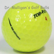Top Flite D2 Distance Yellow Mint
