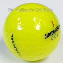 Bridgestone e6 Soft Yellow Mint
