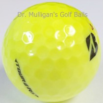 Bridgestone Tour B RX Yellow Mint