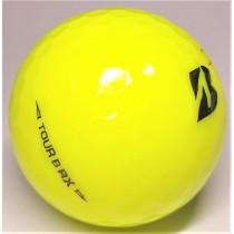 Bridgestone Tour B RX Yellow Mint