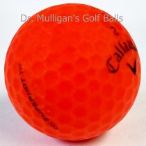 Callaway Superhot Matte Orange Mint