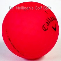 Callaway Superhot Matte Red Mint