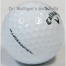 Callaway Supersoft B Grade