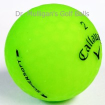 Callaway Supersoft Matte Green Mint