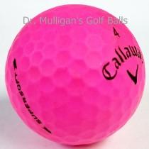 Callaway Supersoft Matte Pink Mint