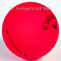 Callaway Supersoft Matte Red Mint