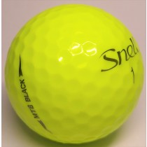 Snell MTB Black Yellow Mint