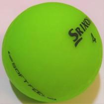 Srixon Soft Feel Brite Green Matte Mint