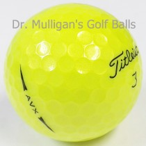 Titleist AVX Yellow Mint