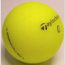 TaylorMade Soft Response Matte Yellow Mint