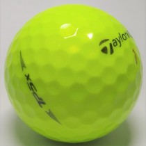 TaylorMade TP5X Yellow Mint