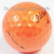 Titleist Velocity Orange Mint