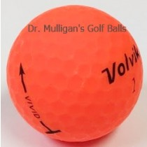 Volvik Vivid Orange Mint