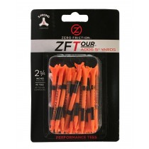 "40 Count Zero Friction ZF Tour 2 3/4"" Tees"